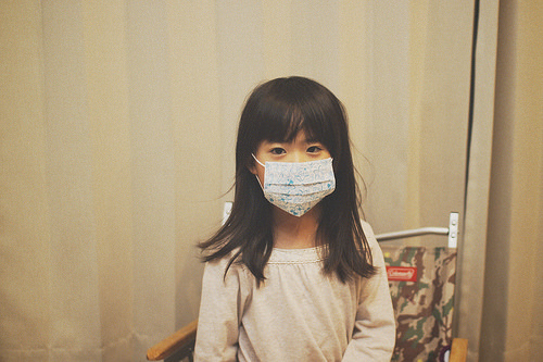 インフルエンザの潜伏期間と、予防する方法7選