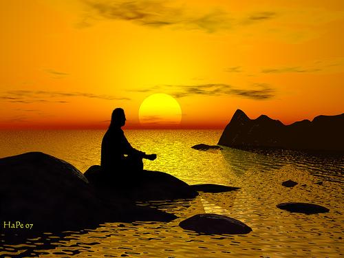 瞑想の仕方 瞑想が体に与える良い影響