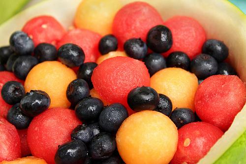 知っておきたい色んな果物一個あたりのカロリー