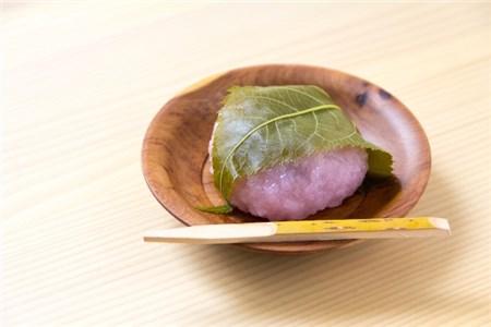 道明寺桜餅、関西風桜餅