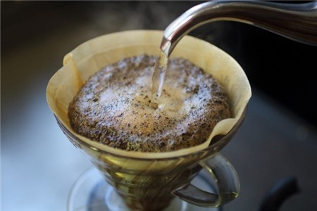 ドリップ抽出 コーヒー